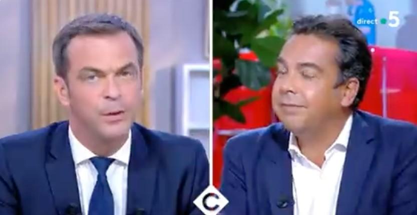 Video censurée par France 5, Olivier Véran lâche «C'est pas Didier Raoult qui m'intéresse. Il ne sera bientôt plus président/Directeur de l'IHU», avouant indirectement qu'il est derrière l'élimination du Prof Raoult (Vidéo)