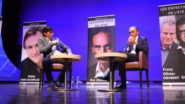 Conférence magistrale d'Eric Zemmour à Toulon, à voir absolument et à partager (Vidéo)