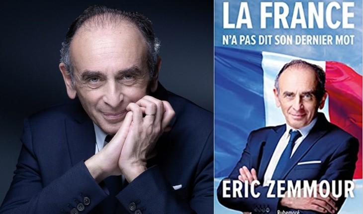 Le livre d'Eric Zemmour «La France n'a pas dit son dernier mot» était en tête des ventes sur Amazon, six jours avant sa parution… malgré les efforts de la macronie pour le faire taire