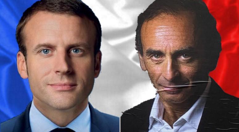 « Quand il sera à 25%, il faudra l'assommer » : Macron inquiet de voir Eric Zemmour monter à droite