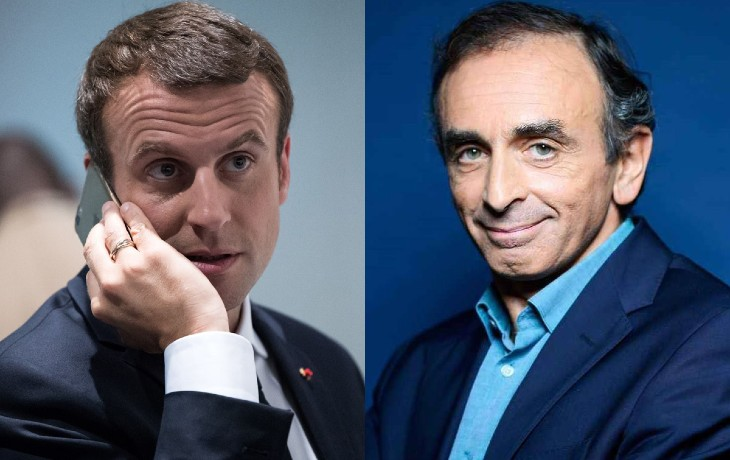 La censure scandaleuse de Zemmour par le CSA ne sert qu'à protéger le candidat Macron : Un ex-responsable au CSA «Zemmour n'est pas à lui seul un parti politique. Il y a un problème de légalité dans cette décision» (Vidéo)