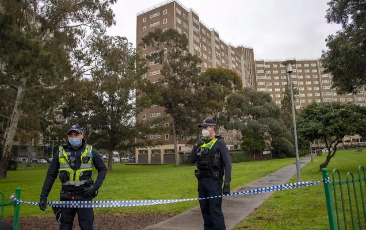Australie: des policiers encerclent une synagogue pour violation du confinement. Les fidèles qui célébraient Roch Hachana ont refusé de quitter le lieu de culte