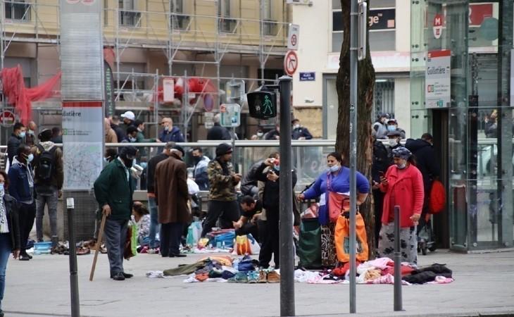 Lyon: A la Guillotière la police lyonnaise n'y arrive plus, en une semaine une fusillade et une violente agression antisémite au cri de «sale juif»