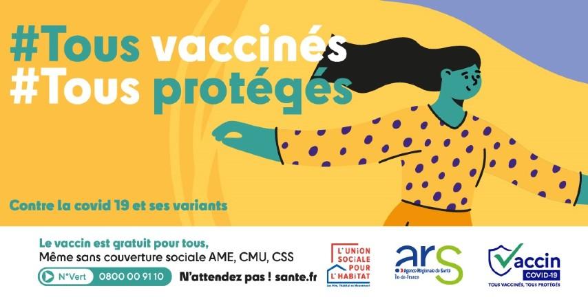 «Tous vaccinés tous protégés», comme pour le nuage de Tchernobyl, c'est l'exception française… En Angleterre et en Israël, 45% des hospitalisés sont vaccinés