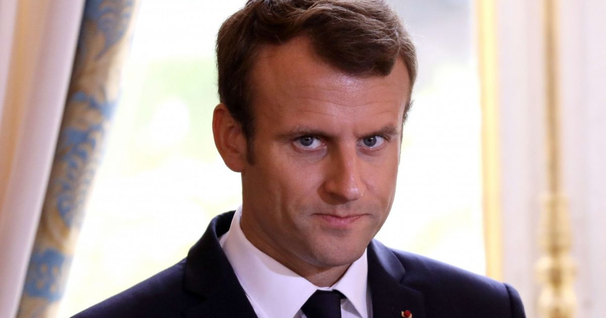 Une interview censurée par l'Élysée révèle ce que Macron pense de Zemmour en OFF