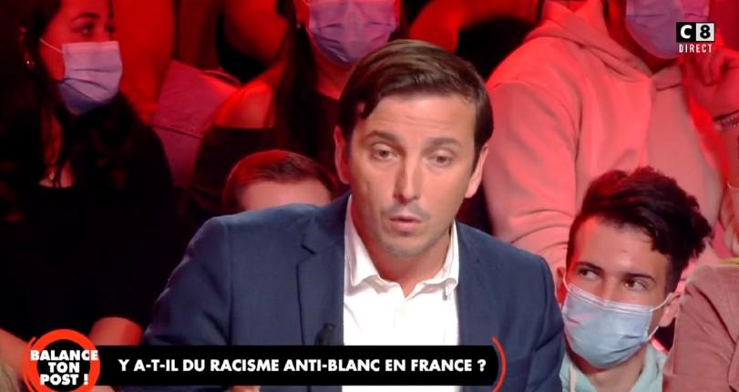 Pour l'islamo-gauchiste Aurélien Taché «Non, il n'y a pas de racisme anti-blanc en France» (Vidéo)