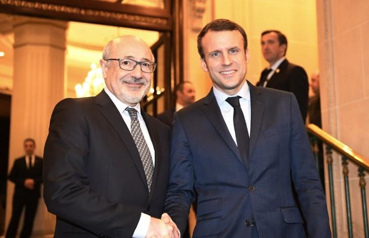 « Aucune voix juive ne doit aller à Eric Zemmour » exhorte le président du CRIF, soutien de Macron, mais qui ne représente heureusement pas les Français Juifs