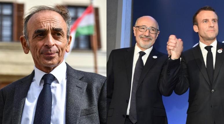 «Pas une voix juive pour Zemmour» ? Zemmour répond au CRIF «M. Kalifat est l'idiot utile des antisémites. Je suis très populaire quand je vais à la synagogue» (Vidéo)
