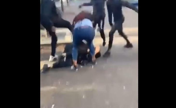 Montgeron: Violent lynchage d'un jeune mineur supposé homosexuel par une bande de racailles, «chances pour la France». Le parquet d'Évry ouvre une enquête « le caractère homophobe est fort probable » (Vidéo)