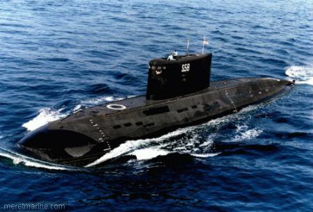 L'Iran déploie un sous-marin de fabrication russe dans le Golfe