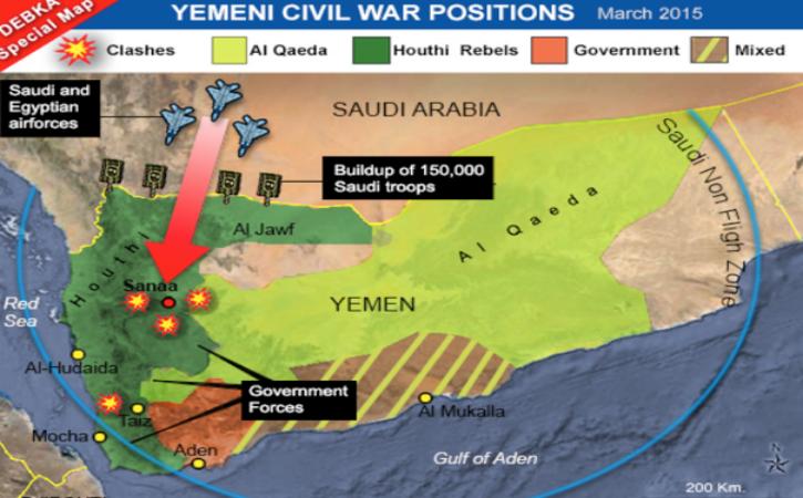 Irak-Yémen : le Golfe en guerre contre l'alliance Iran-Obama