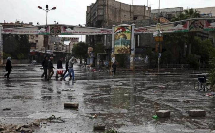 Syrie : CHUT ! «Palestiniens décapités», massacrés, tour à tour par Assad et l'état islamique