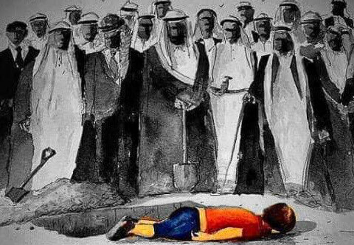 Les pays du Golfe n'ont accueilli aucun réfugié syrien