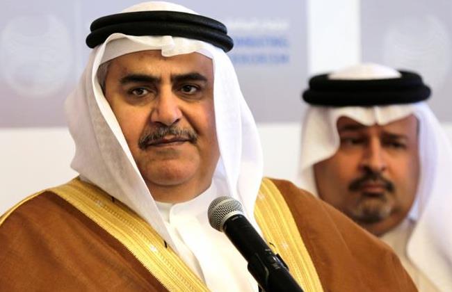 HE Sheikh Khalid bin Ahmed Al Khalifa, Bahraini FM