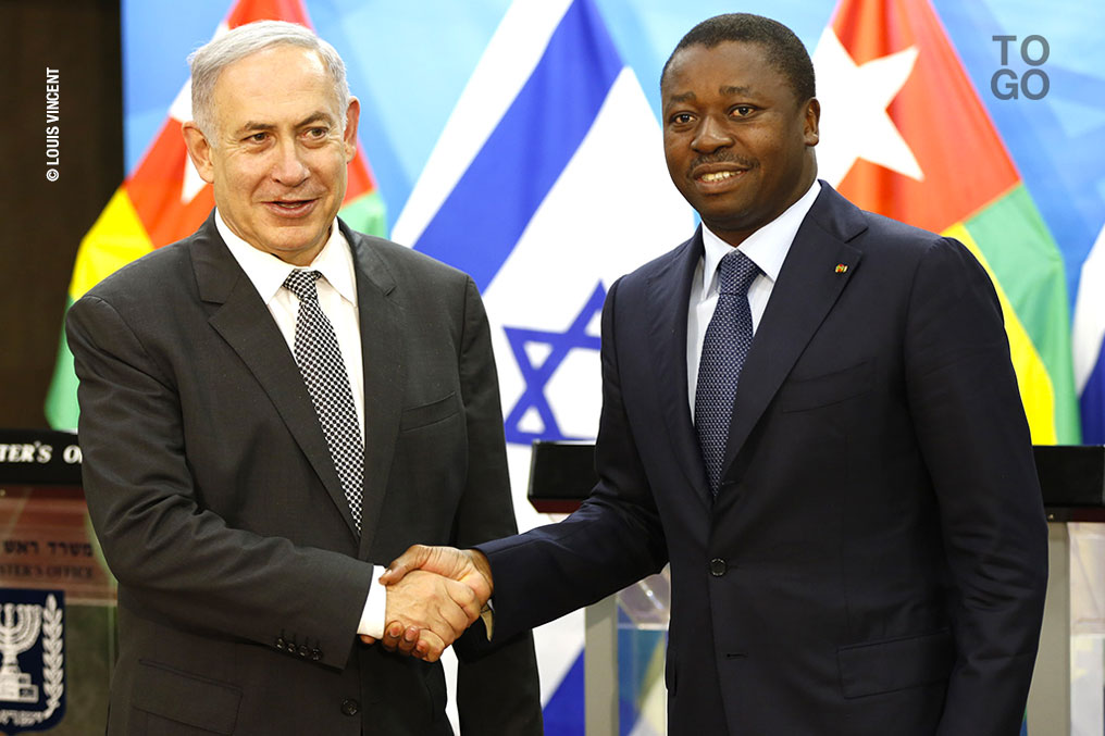 Togo president: Israel holds key to troubles in Africa