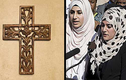 Muslims Demand That 'Offensive' Crosses Be Removed… From CATHOLIC School