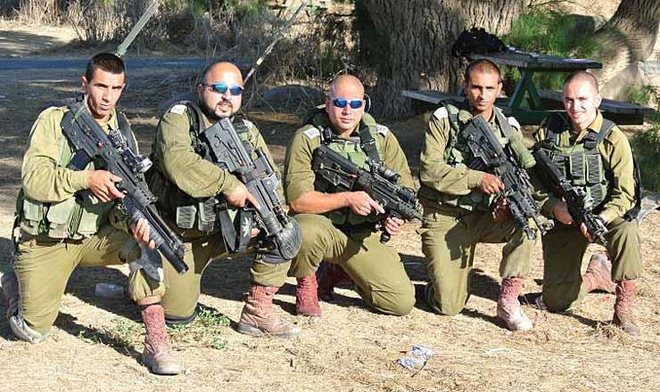 Meet the IDF's 'Beduin battalion'