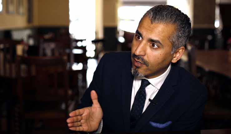 Maajid Mawaz's Important Point About Anti-Semitism