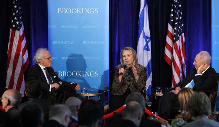 Hillary Clinton's Private Emails About Israel