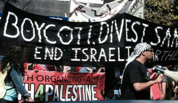 Pro-Palestinian protesters trap attendees of Israel event in London university hall