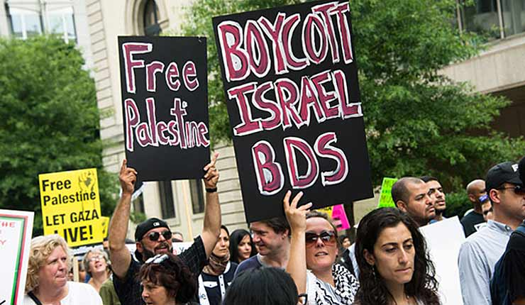 Texas Governor signs anti-BDS bill into law