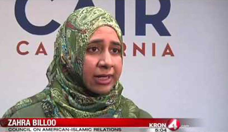 CAIR's Zahra Billoo: Fallen U.S. Soldiers Should NOT Be Honored on Memorial Day