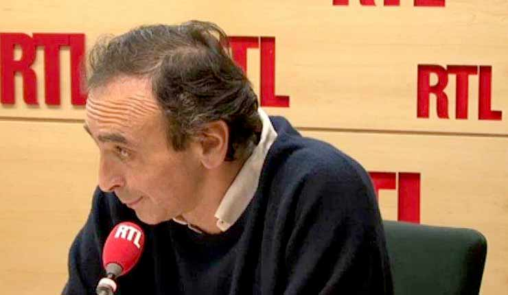 Eric Zemmour: Islam Declared War on us, Because We Haven't Submitted Completely to Islam