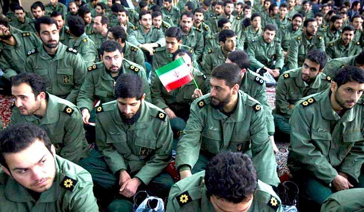 iranian-troops