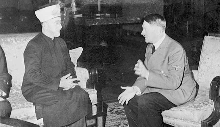 The Grand Mufti's Nazi connection