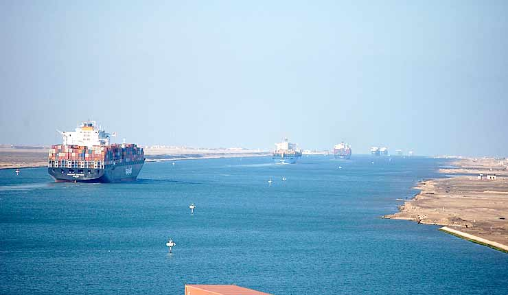 Egypt partners with Israel to boost fragile economy