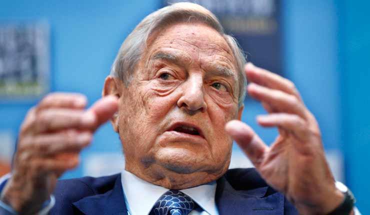 Not Shocking: George Soros Funds Progressive War on Israel