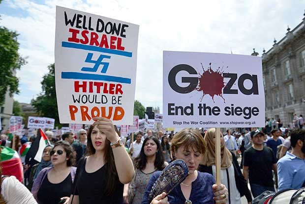 Antisemitism Masquerading as an Angel of Light