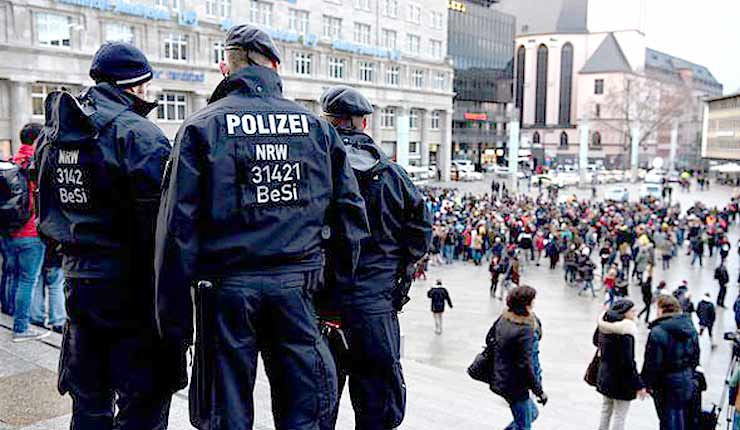 'We are losing control of the streets' Merkel's Germany descends into lawlessness
