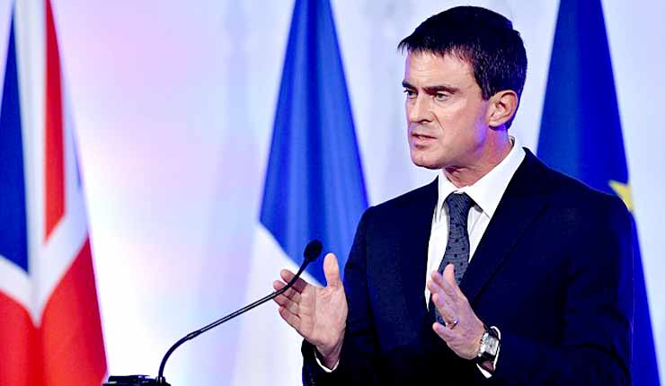 French PM: The EU will COLLAPSE if Germany and France do not begin to listen to people's concerns on immigration and Islamist terrorism