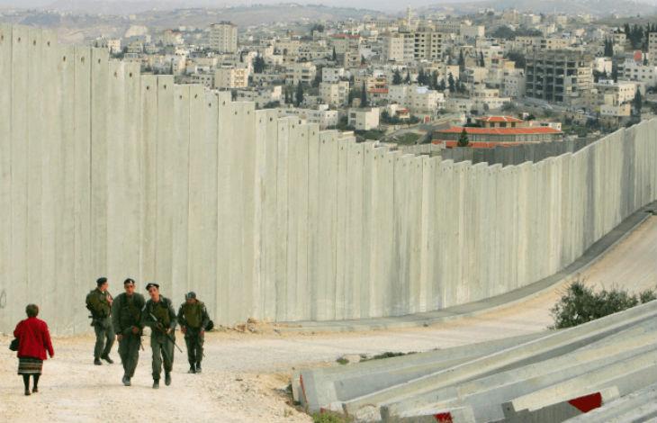 israel-border-wall-gaza