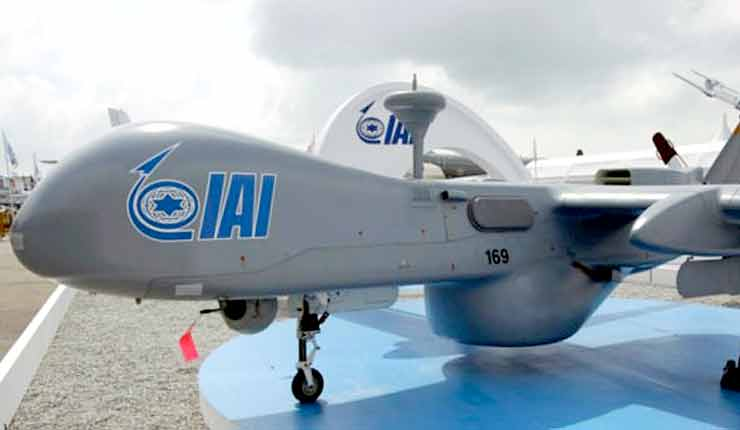 India Inks $1.4 Billion Deal for Acquisition of Israeli Radar Systems and Drones