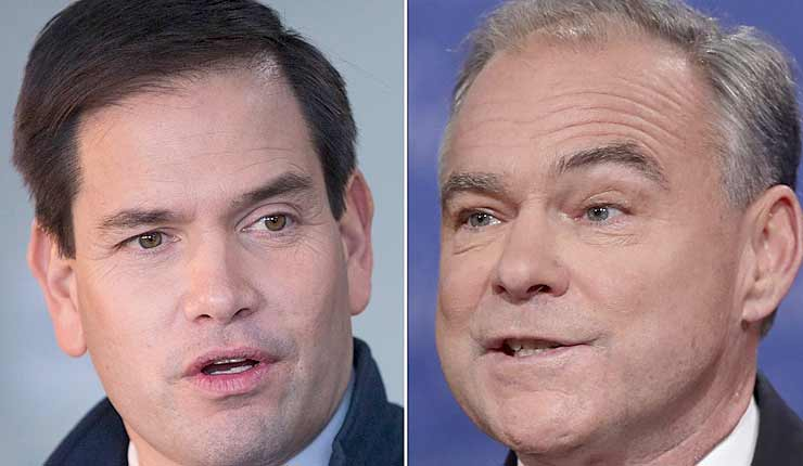 Rubio, Kaine aim to curb rising anti-Semitism in Europe