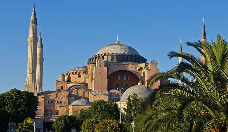Turkey Converts Hagia Sophia Church to Mosque