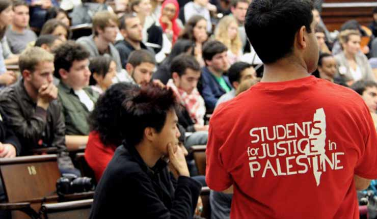 Anti-Israel Conference Bans Opposing Viewpoints