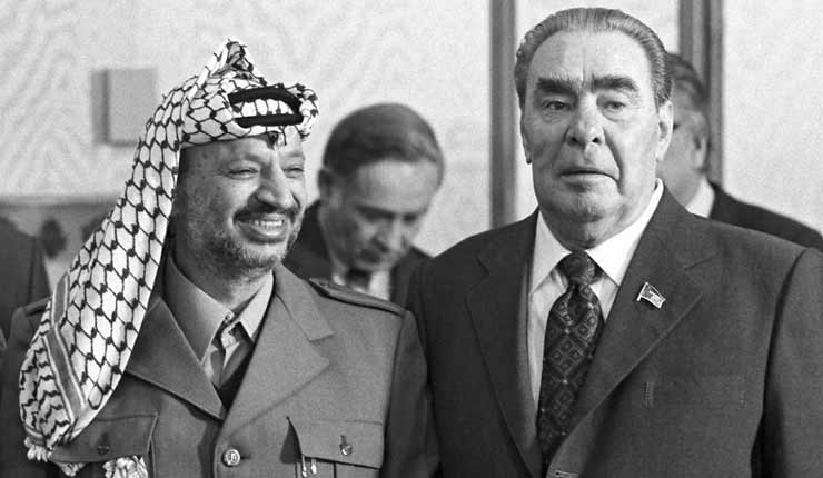 The KGB's Middle East Files: Palestinians in the service of Mother Russia