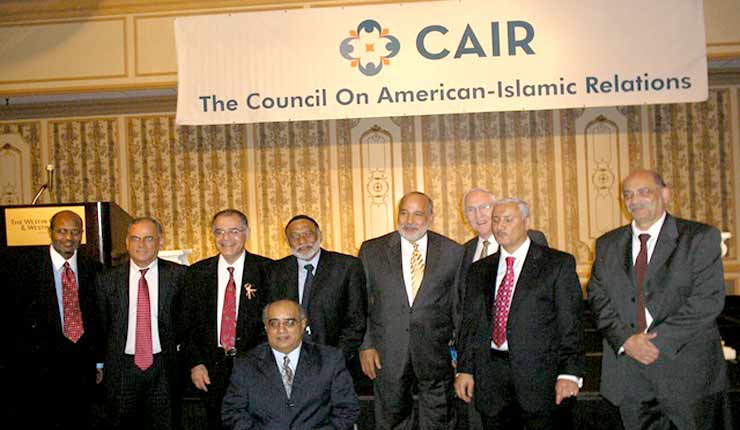 Did a CAIR Official Call for the Overthrow of the US Government?