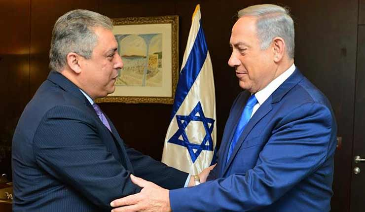 Egypt-Israel relations 'at highest level' in history