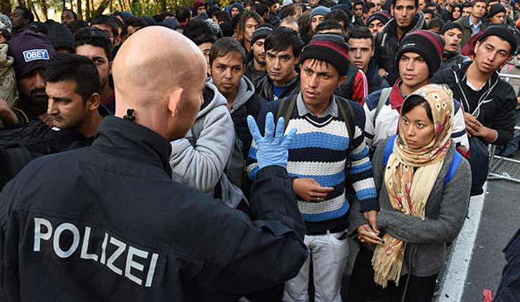 Migrant crackdown: Liberal Germans demand urgent action over those who 'reject our state'