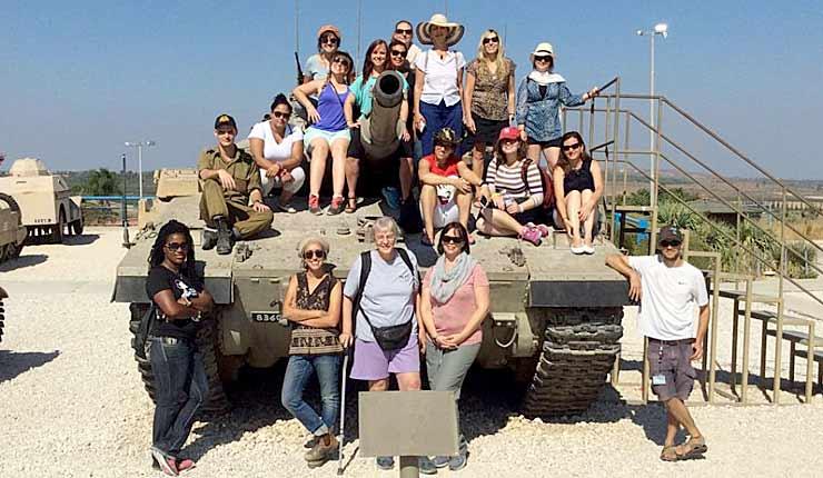 Traumatized US vets find healing in Israel