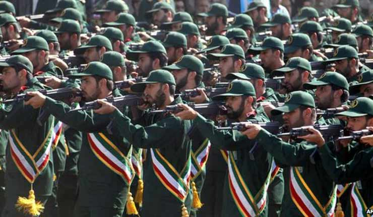 Military Leader: Iran Sending Elite Fighters Into U.S., Europe