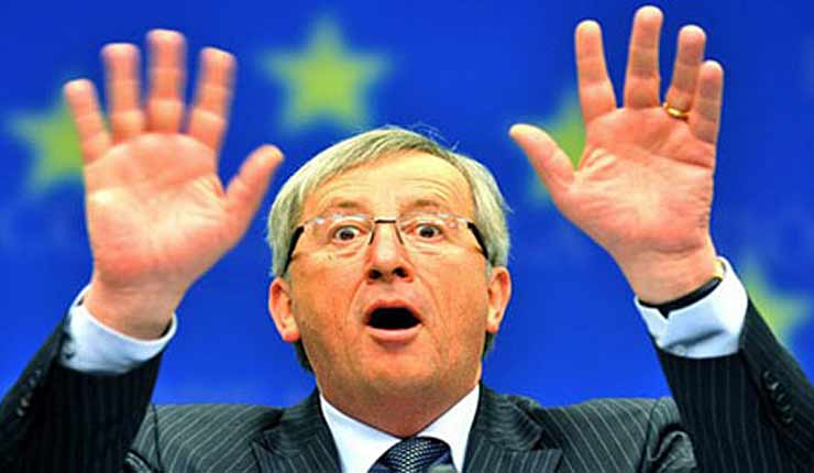Now even Juncker hits out at migrant crisis: Refugees refusal to relocate is OUTRAGEOUS