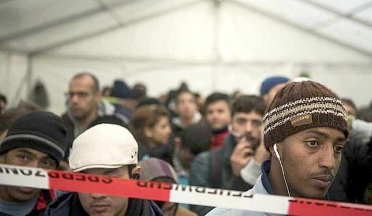 Arabic Translator: Muslim Migrants Secretly Hate Christians, Seek to Outbreed Them