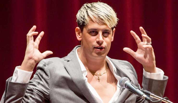 Donald Trump supporter Milo Yiannopoulos barred from speaking after government counter-extremism unit intervened