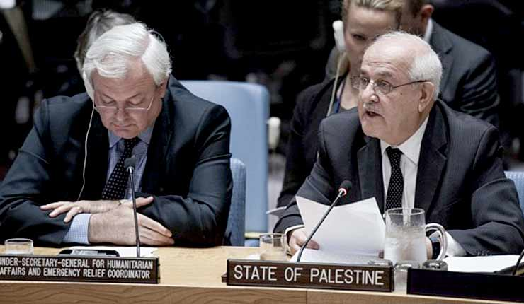 PA threatens to make US 'miserable' if embassy moved to Jerusalem