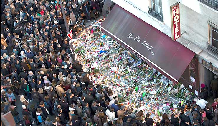 Paris Attacks One Year Later: Greater Worldwide Effort Necessary to Combat Extremism